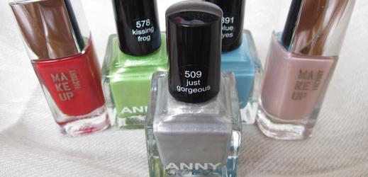 Giveaway #2 – лаки ANNY!!!