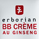 Erborian 3-in-1 BB cream au Ginseng