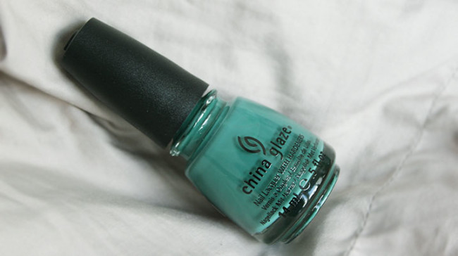 Лак Exotic Encounters от China Glaze