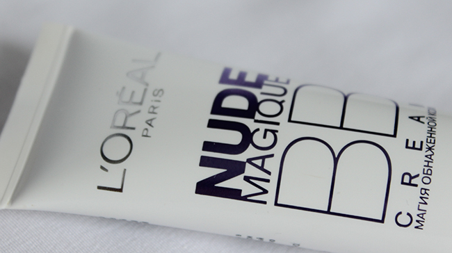 BB крем Nude Magique от L'oreal