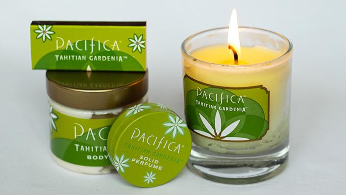 Подарочный набор Tahitian Gardenia от Pacifica