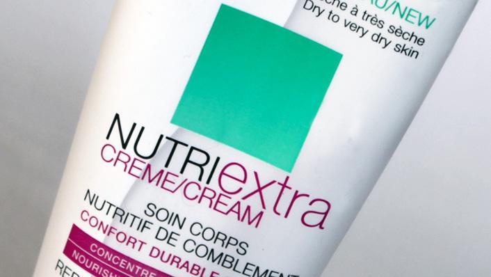 Питательный крем для тела Nutriextra от Vichy