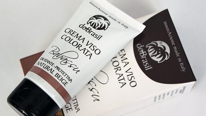 Тональный крем do Brasil Natural Beige с маслом бабассу